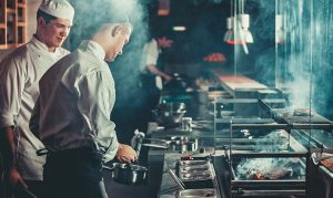 Why choose Grease Busters as your commercial kitchen cleaners?